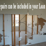 FHA 203K loan is perfect for foreclosures