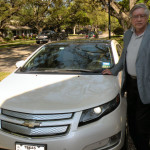 Houston Real Estate Broker Helps Environment with Chevrolet Volt